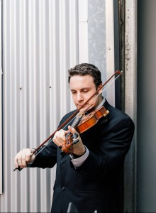 violin Jeremy Miller-Kay children's entertainer
